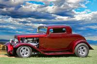 1932 Ford Three-Window Coupe 'Valley Springs' II