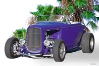 1932 Ford Roadster MD20-20 1