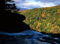 'An Eagle's Flight' Kaaterskill Clove NY