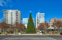 Christmas at Klyde Warren Park