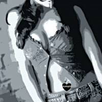 Viva Amor Art Prints & Posters by Dave Gafford