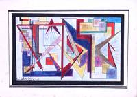 Abstract geometrical