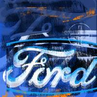 ford Art Prints & Posters by Toby Wilkinson