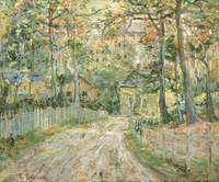 Ernest Lawson 1873 - 1939 THE PATH TO TOWN