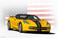 Corvette 'An American Dream'