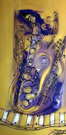 Purple Haze  Sax
