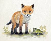 Fox and Toad