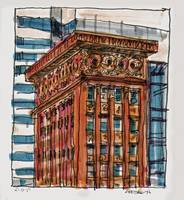 Wainwright Bldg sketch 3