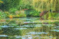 Claude Monet's Lily Pond at Giverny