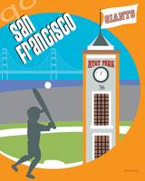 San Francisco, California - Giants