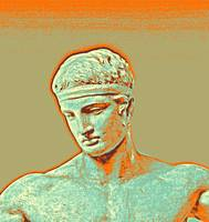 Hellenistic youth Poster 3