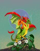 Peppers Dragon