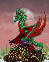 Cranberry Dragon