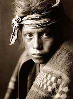 Cree Indian, 1903 by G.E. Fleming