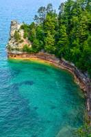 Pictured Rocks Miner's Castle