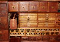 ORDERLY DRAWERS