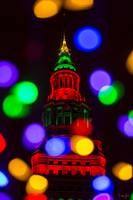 Terminal Tower Lights by Cody York_8145