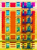 New York City Apartment Building 3