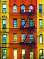 New York City Apartment Building 2
