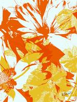 Citrus Poster Floral Two