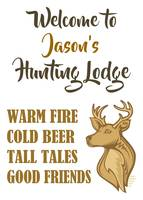 JASON'S HUNTING LODGE