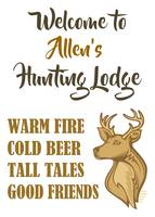 ALLEN'S HUNTING LODGE