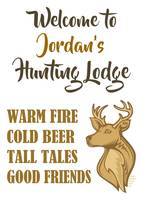 JORDAN'S HUNTING LODGE
