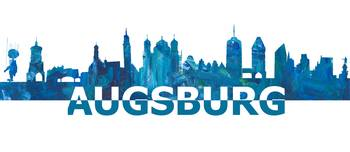 Augsburg_Skyline_Scissor_Cut_Giant_Text
