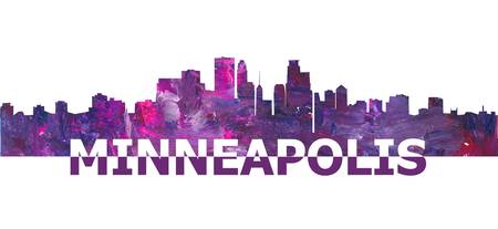 Minneapolis_Skyline_Scissor_Cut_Giant_Text