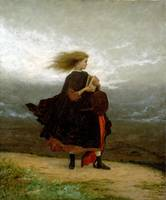 Eastman Johnson The Girl I Left Behind Me
