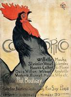 Vintage French Cocorico Artists