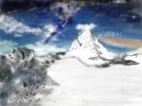 Whimsical Mountian