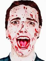 patrick bateman drawing