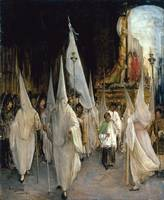 Gonzalo Bilbao Martínez , Procession of the Seven