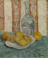 Carafe and Dish with Citrus Fruit Paris, February