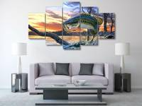 5_Panel_Jumping_Fish_Canvas_1024x1024