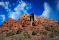 Sedona's Chapel of the Holy Cross