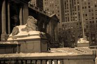 New York City 1982 Sepia Series - #10
