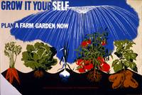 Vintage Grow it Yourself Garden