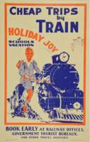 Vintage Cheap Holiday New Zealand Travel