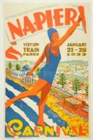 Vintage Napier Carnival New Zealand Travel