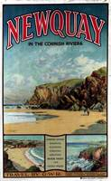 Vintage Newquay in the Cornish Riviera Travel