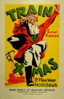 Vintage Santa Clause New Zealand Holiday