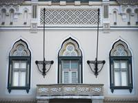 Architectural Detail in Timisoara