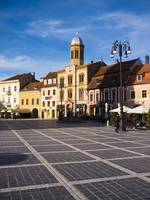 Council Square in Brasov