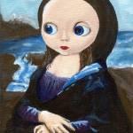 """Mona Lisa Smiled"" by wickeddollz"