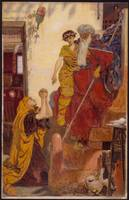Elijah and the Widow's Son by Ford Madox Brown, 18