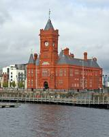 Waterfront Pierhead Building