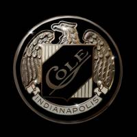 Cole Motors of Indianapolis vintage badge