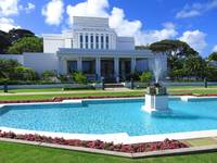 Laie, Hawaii LDS Temple